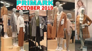 PRIMARK OCTOBER 2019 COLLECTION | #PRIMARK2019