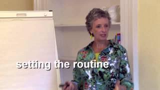 Gina Davies Autism Centre: Sleep Workshop