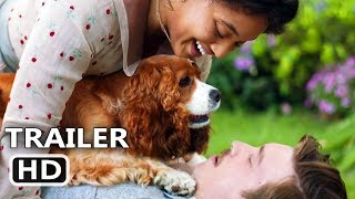 LADY AND THE TRAMP Official Trailer (2019) Disney, Live Action Movie HD