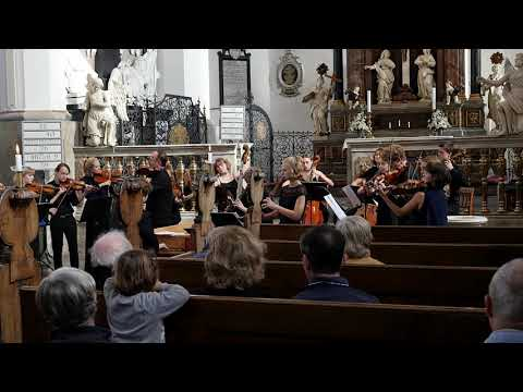 Concerto Copenhagen og MGK-elever spiller Purcell - Suite from the Fairy Queen