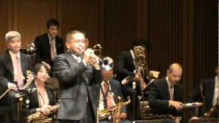 Orange Sherbet(Count Basie/Sammy Nestico) - YCB Jazz Orchestra 2010.09.11