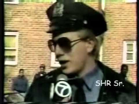 1988 Channel 7 story on Edward Byrne incident.