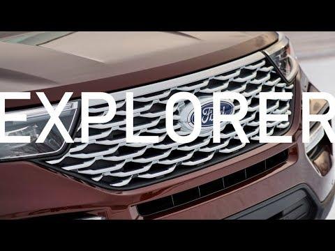 2020 EXPLORER Ford