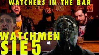 "WATCHMEN S1E5 ""Scared of a Little Lightning"" RECAP // Watchers in the Bar"