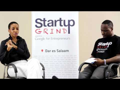 FARAJA  NYALANDU (SHULE PLUS & SHULE DIRECT) AT STARTUP GRIN