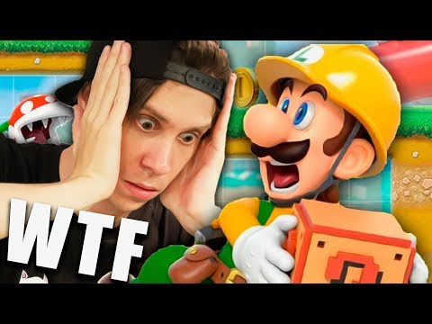 VUELVEN LOS TRAUMAS | Super Mario Maker 2