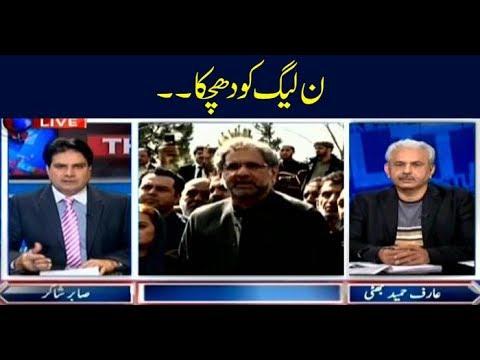 The Reporters | Sabir Shakir | ARYNews | 25 February 2019
