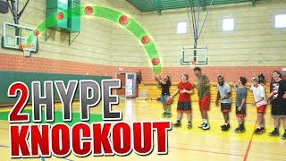 2HYPE 5 POINT BASKETBALL KNOCKOUT!