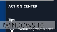How To Use and Configure Windows 10 Notification Center