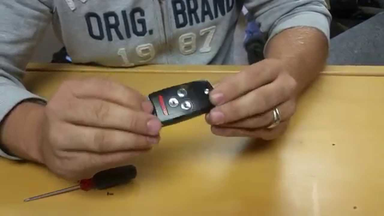 How To Replace Your Keyless Remote Battery On Any Acura Or Honda Vehicle You