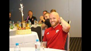 Jonny Williams Birthday Wishes   Slovakia v Wales