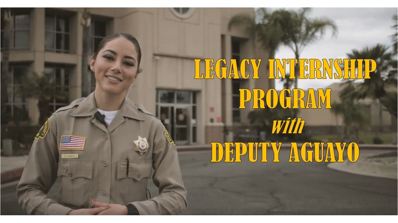 Sheriff's Jobs Department – San Bernardino County