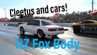 CLEETUS AND CARS! BOOSTED BOYS!  And test and tune!