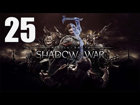 Middle-earth: Shadow of War - Walkthrough Part 25: Tower of Sorcery