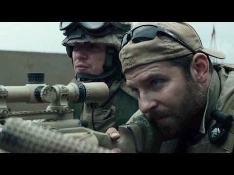 American Sniper - Official Trailer [HD]