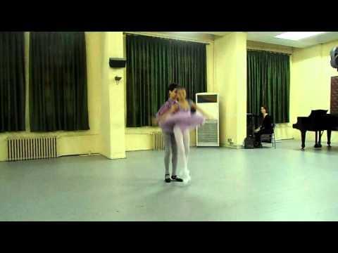 Ballet  Hazal Dingiloğlu-Ekim Deniz Akarslan