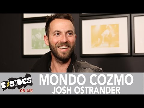 "B-Sides On-Air: Interview - Mondo Cozmo Talks ""Shine"", Beginnings"