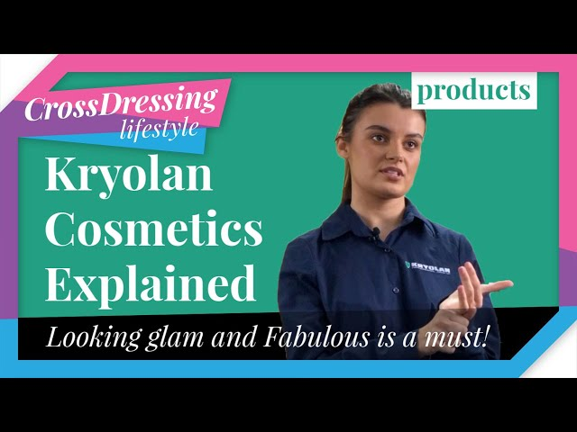 Kryolan Cosmetics all you need to know | Crossdressing Lifestyle Vist Kryolan UK London Store