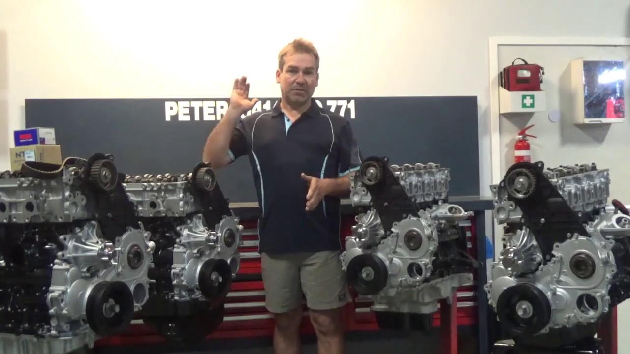 D4D Toyota Engine Specialist – TOYOTA 1KD-FTV 3 0L TURBO