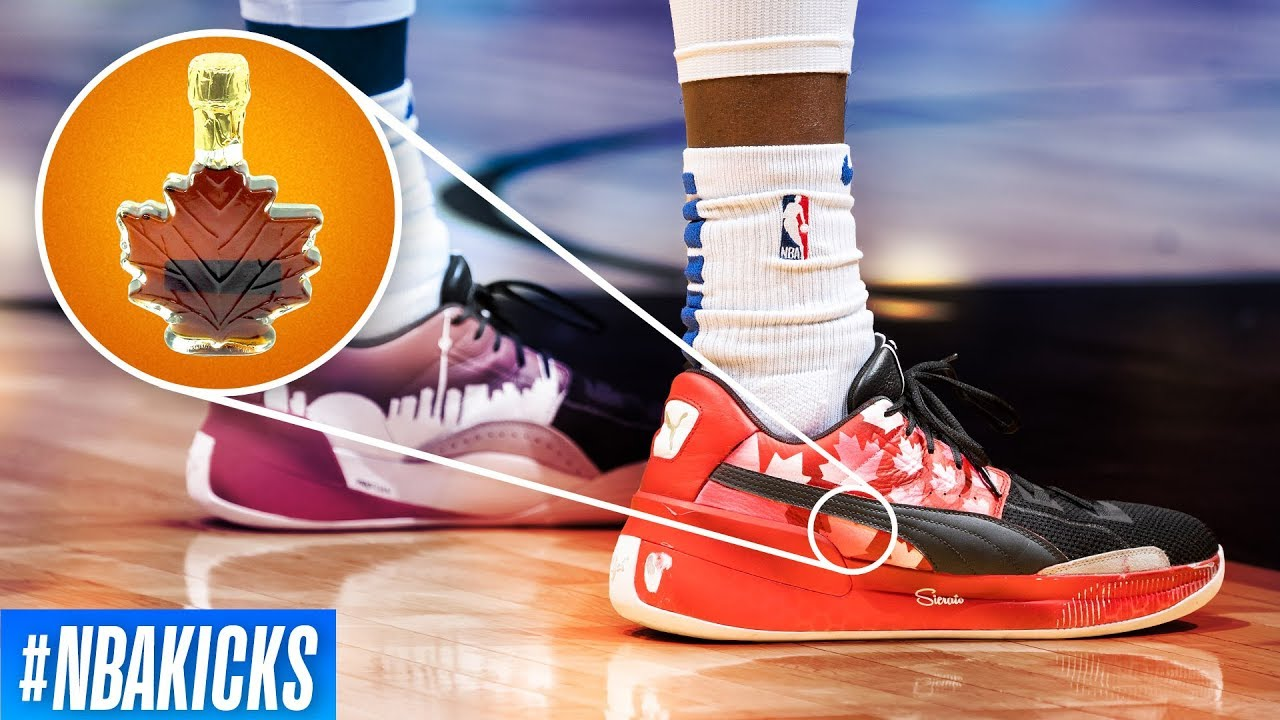 Top 10 BEST Sneakers in the NBA