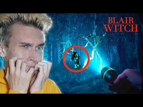 ИЩЕМ БРАТИКА В СТРАШНОМ ЛЕСУ 👺 ХОРРОР Blair Witch / Ведьма из Блэр #2