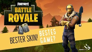 Fortnite Battle Royale | THE SKIN IS HAMMER!