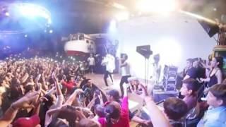 CNCO  en vivo  Barranquilla 360 Grados -  Reggaeton Lento - Trucupey 360 Grados