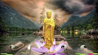 Nhạc Niệm Phật Nam Mô A Di Đà Phật MỚI cực hay Nghe vài câu lòng liền thanh thản an nhiên
