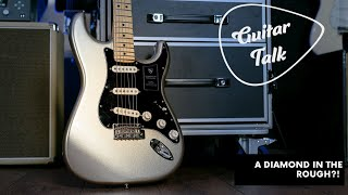 Guitar Talk - Fender 75th Anniversary Mexican Stratocaster Review