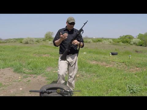 видео: Обзор ruger scout  и ruger mini-14