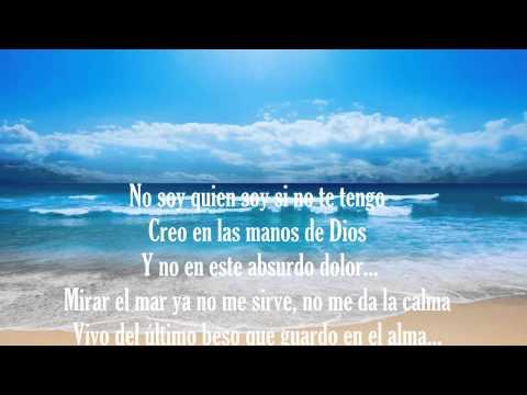 Abel Pintos - El Mar - [Letra]
