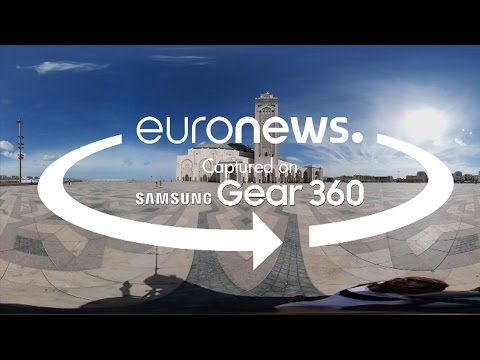 [360° video] Discover Casablanca & Rabat's most prominent monuments