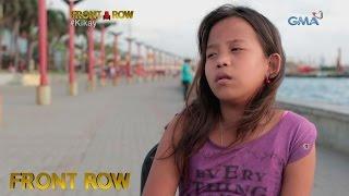 Front Row: 12-anyos na dalagita, tumatayong ina at ama sa mga kapatid