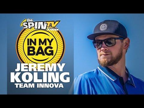 In My Bag with Jeremy 'Big Jerm' Koling - Team Innova
