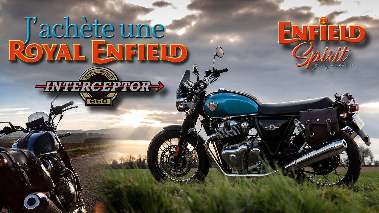 Download J'achete une Royal Enfield Interceptor 2021