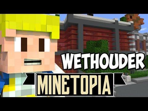 WERKEN ALS WETHOUDER - Minetopia