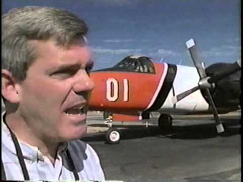 """National Geographic Television"" Fire Bombers  1998"