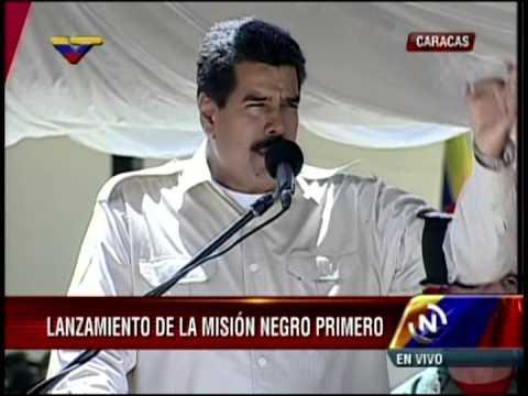 Nicolás Maduro en Fuerte tiuna exhorta a empresarios a producir y no especular