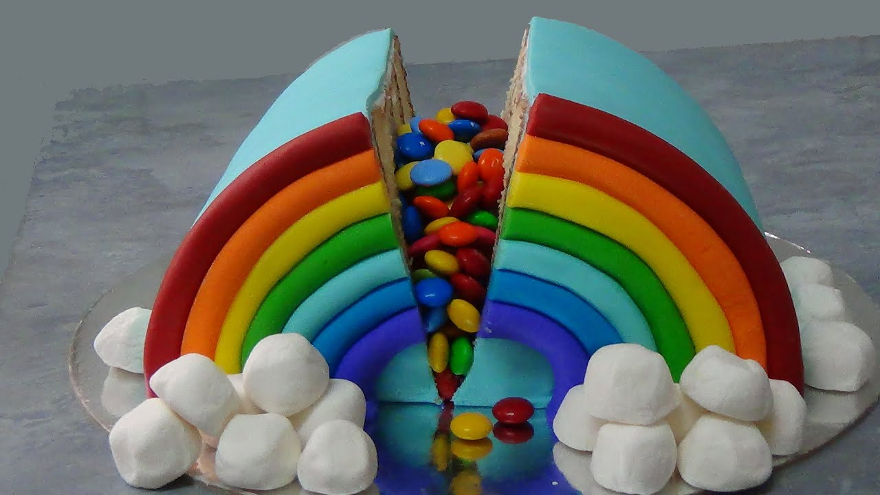 Easy To Make Pinata Cake