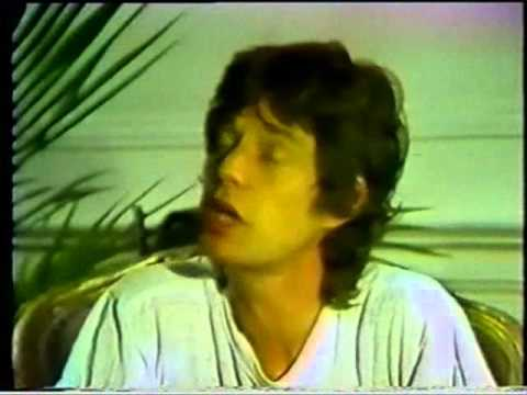 The Rolling Stones Tattoo You Marketing Promotional Video 1981
