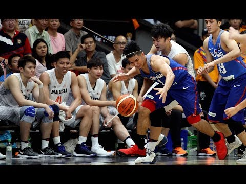Highlights of Malaysia-Philippines SEA Games' basketball game
