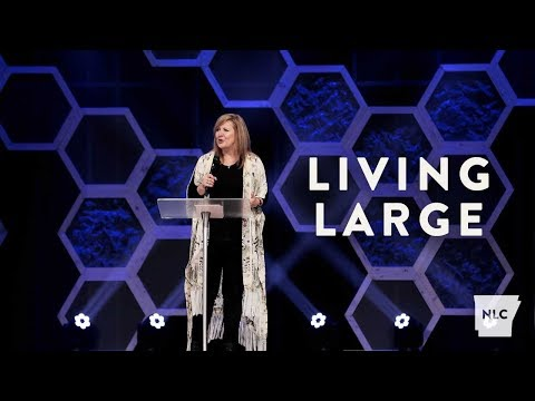 Living Large – Darlene Zschech