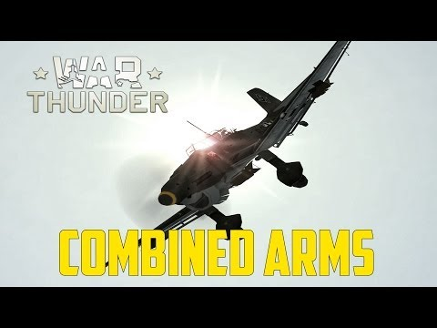 War Thunder - Combined Arms