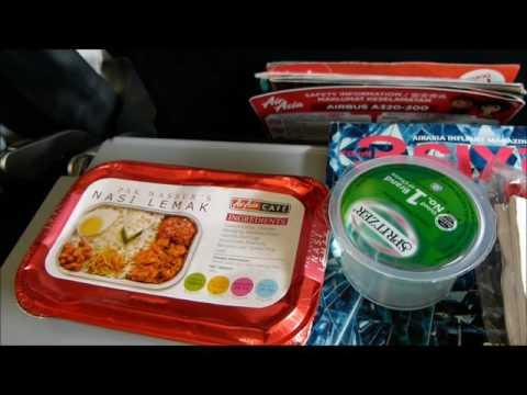 Air Asia-AK168-Kuala Lumpur-Nanning