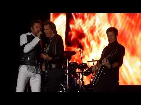 """Wild Boys"" Duran Duran@Musikfest Steel Stacks Bethlehem, PA 8/6/15"