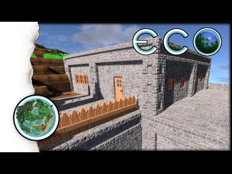 Das beste Haus in ECO! | ECO Survival | #31