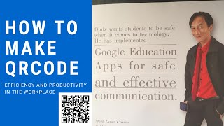 How to make QRCODE for Google Form Quiz