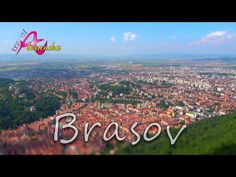 Brasov, Romania 4K travel guide www.bluemaxbg.com