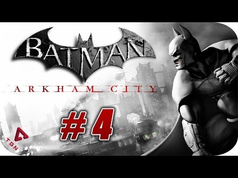 Batman Arkham City - Gameplay Español - Capitulo 4 - 1080p HD