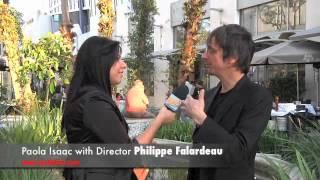 """Monsieur Lazhar"" Director Philippe Falardeau"